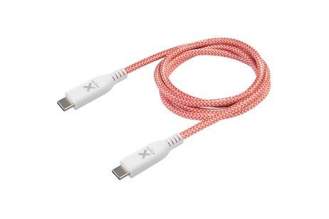 Xtorm USB-C naar USB-C kabel Power Delivery - 1 meter