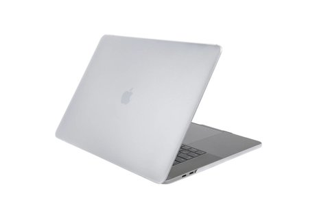 MacBook Pro Retina 15.4 inch Touch Bar hoesje - Gecko Covers Clip On