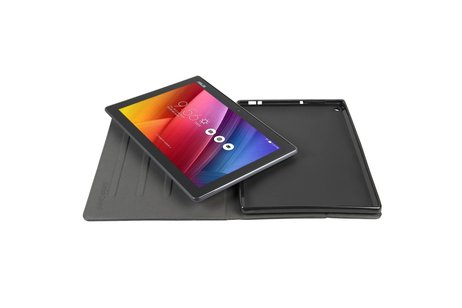 Asus ZenPad 10 Z300M hoesje - Gecko Covers Zwarte Easy-Click
