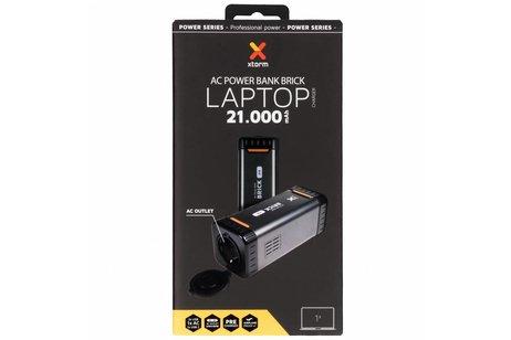 Xtorm AC Brick Laptop Powerbank - 21.000 mAh
