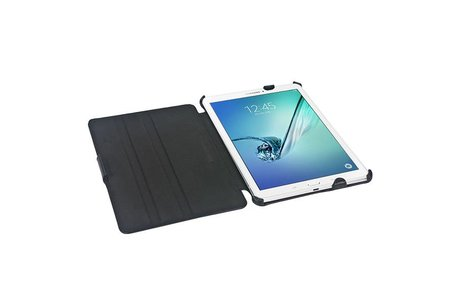 Samsung Galaxy Tab S2 8.0 hoesje - Gecko Covers Slimfit Bookcase