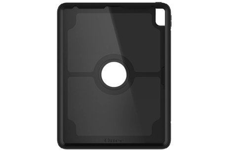 iPad Pro 12.9 (2018) hoesje - OtterBox Defender Rugged Backcover
