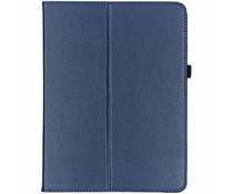 Blauw effen tablethoes iPad Pro 12.9 (2018)