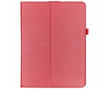 Rood effen tablethoes iPad Pro 12.9 (2018)