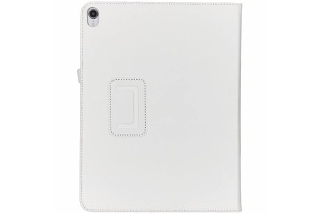 iPad Pro 12.9 (2018) hoesje - Effen Bookcase voor iPad