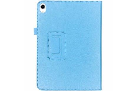 iPad Pro 11 hoesje - Lichtblauwe effen tablethoes voor