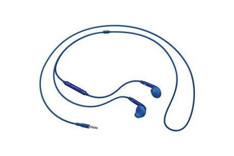 Samsung Blauwe Earphones In-Ear Fit