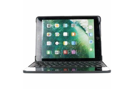 Zwarte Bluetooth Keyboard Hardcase voor de iPad (2018) / (2017) / Air (2) / Pro 9.7