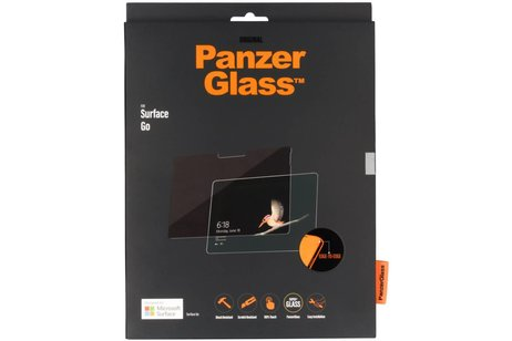 PanzerGlass Screenprotector voor de Microsoft Surface Go