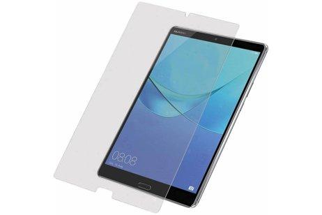 PanzerGlass Screenprotector voor Huawei MediaPad T5 10.1 inch - Transparant