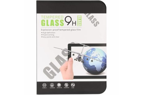 Tempered Glass Screenprotector voor Lenovo Tab E8 - Transparant