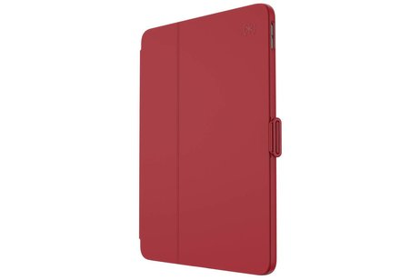 Speck Balance Folio Bookcase voor iPad (2017) / (2018) - Rood