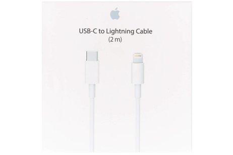 Apple Witte USB-C naar Lightning kabel 2 meter
