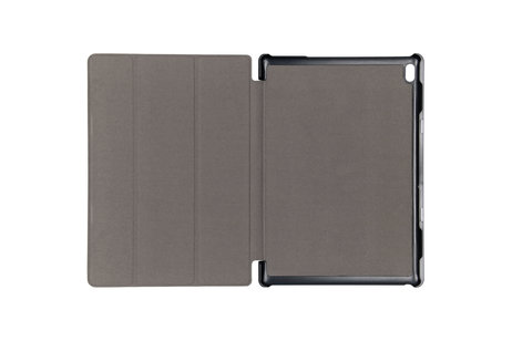 Lenovo Tab E10 hoesje - Design Hardcase Bookcase voor