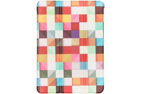 iPad Pro 11 hoesje - Design Hardcase Bookcase voor