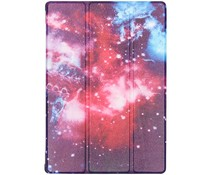 Design Hardcase Bookcase Lenovo Tab M10 - Space