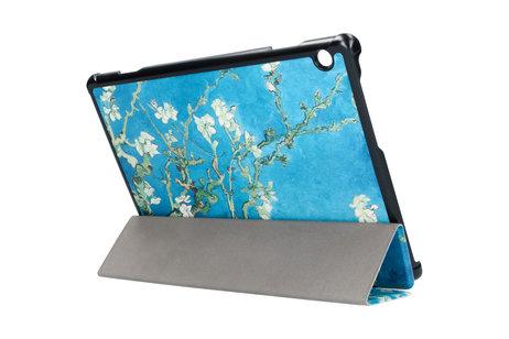 Lenovo Tab M10 hoesje - Design Hardcase Bookcase voor
