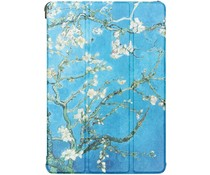 Design Hardcase Bookcase Lenovo Tab P10 - Groene Plant