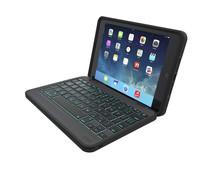ZAGG Rugged Keyboard Case iPad Mini / 2 / 3 - Zwart