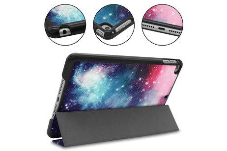 Design Hardcase Bookcase voor de iPad mini (2019) / iPad Mini 4 - Space