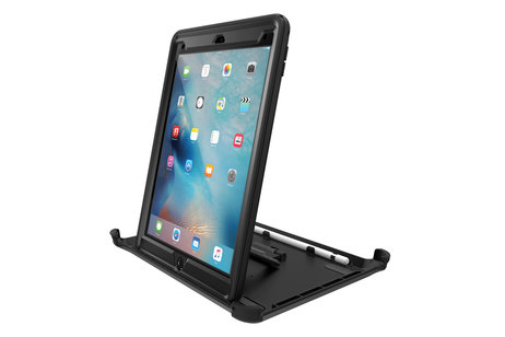 iPad Pro 9.7 hoesje - OtterBox Defender Rugged Backcover