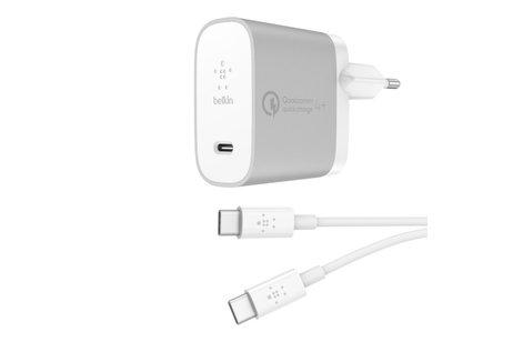 Belkin BOOST↑Charge™ Thuislader + USB-C naar USB-C kabel - 1,2 meter