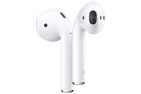 Apple AirPods 2 met draadloze oplaadcase - voor Apple Devices