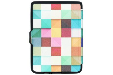 Kobo Clara HD hoesje - Design Bookcase voor de