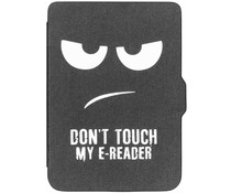 Design Bookcase Kobo Clara HD - Don't Touch