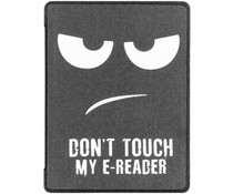 Design Bookcase Kobo Aura H2O Edition 2 - Don't Touch
