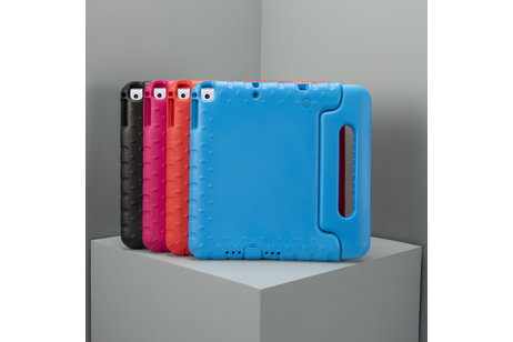 Samsung Galaxy Tab A 7.0 (2016) hoesje - Kidsproof Backcover met handvat