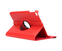360° draaibare hoes iPad mini (2019) / iPad Mini 4 - Rood