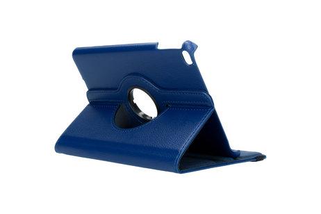 360° draaibare hoes voor de iPad mini (2019) / iPad Mini 4 - Donkerblauw