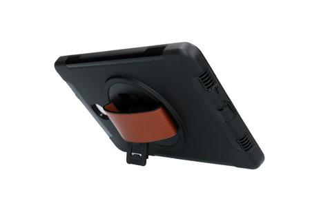 Samsung Galaxy Tab A 10.5 (2018) hoesje - Defender Backcover met strap