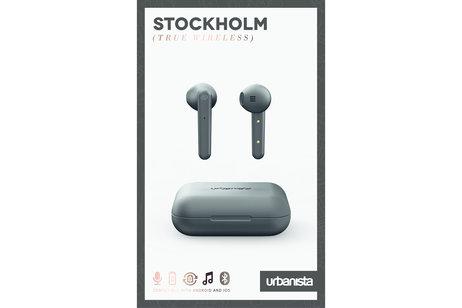 Urbanista Stockholm Wireless Earphones - Zwart
