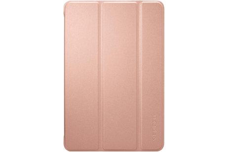 Spigen Smart Fold Bookcase voor de iPad mini (2019) / iPad Mini 4 -  Rosé Goud