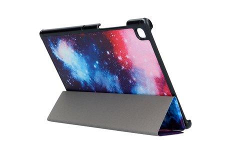 Samsung Galaxy Tab S5e hoesje - Design Hardcase Bookcase voor