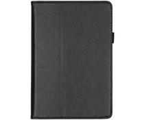 Effen Bookcase iPad mini (2019) - Zwart