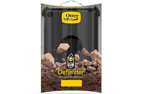 iPad mini (2019) hoesje - OtterBox Defender Rugged Backcover