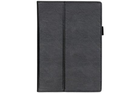 Lenovo Tab 4 10 inch Plus hoesje - Kunstlederen Bookcase voor de