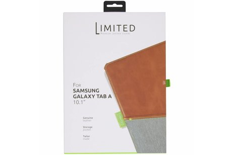 Samsung Galaxy Tab A 10.1 (2016) hoesje - Gecko Covers Limited Backcover