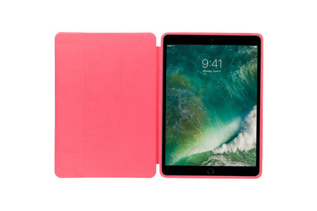 iMoshion Luxe Bookcase voor de iPad Pro 10.5 / Air 10.5 - Rood