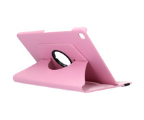 iMoshion 360° draaibare Bookcase Samsung Galaxy Tab S5e - Roze