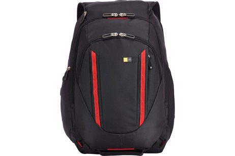 Case Logic Evolution Plus Backpack 15.6 inch - Zwart