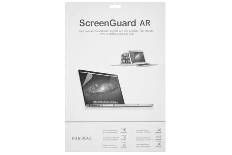 Screenprotector MacBook Pro 15 inch (2013-2019) A1707 - A1990