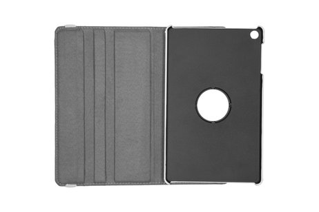 Samsung Galaxy Tab A 10.1 (2019) hoesje - 360° Draaibare Design Bookcase