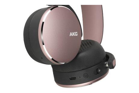 Samsung AKG Y500 Bluetooth Headset - Roze