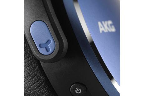 Samsung AKG Y500 Bluetooth Headset - Blauw