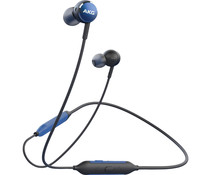 Samsung AKG Y100 Wireless In-Ear Headphones - Blauw