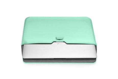 Classic Laptop Sleeve 15 inch - Mintgroen